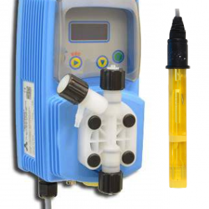 Dosing pump with ph controller-1