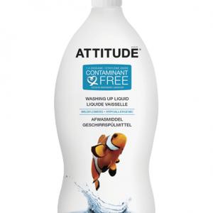 Attitude Wildflowers | Biologisch Afbreekbaar Afwasmiddel