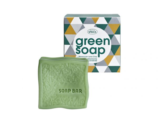 Jabón verde natural de Speick